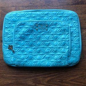 Kate Spade MacBook Quilted Nylon Sleeve